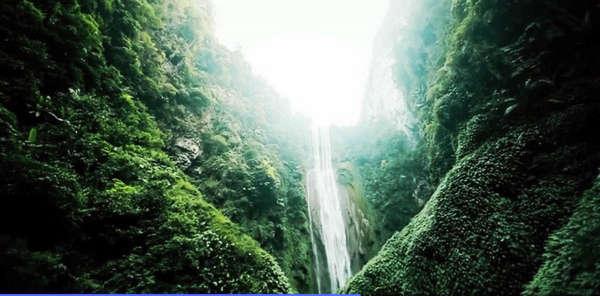 通灵大峡谷旅游