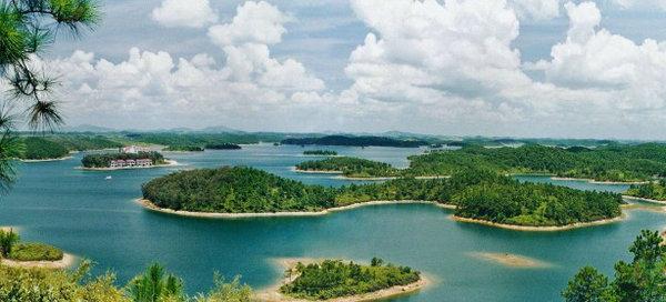 北海星岛湖旅游